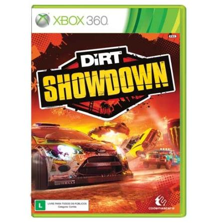 Jogo Dirt Showdown BR para XBOX  360 - Warner - XBDIRTSHOWDO
