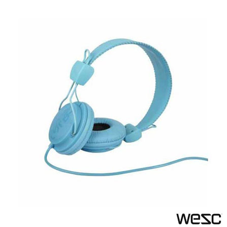 , Azul, Headphone, 06 meses