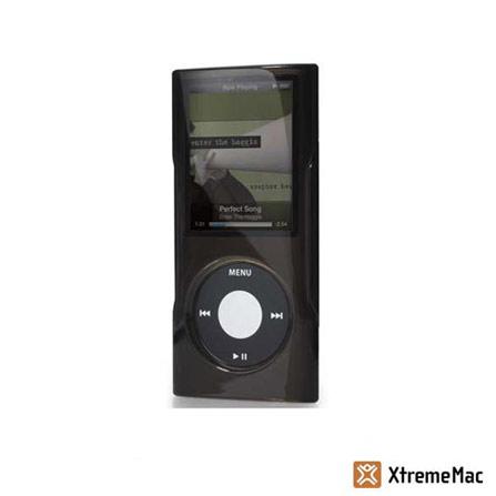 Capa Rígida para iPod Nano 4°Geração / Protege o Seu iPod Contra Arranhões / Transparente - Xtreme - IPNMS400, Não se aplica, 03 meses