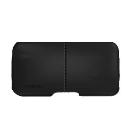 Capa de Couro Preta para iPhone 3 Geracao - Xtreme - IPPVHS00, Preto, 03 meses