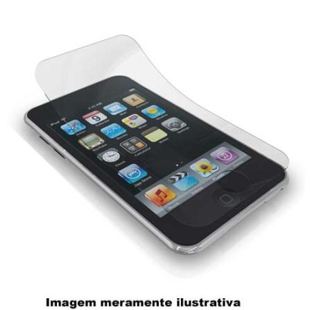 Capa Rígida para iPod touch 2°Geração / Protege o Seu iPod Contra Arranhões / Transparente - Xtreme - IPTTSG00, Não se aplica, 03 meses