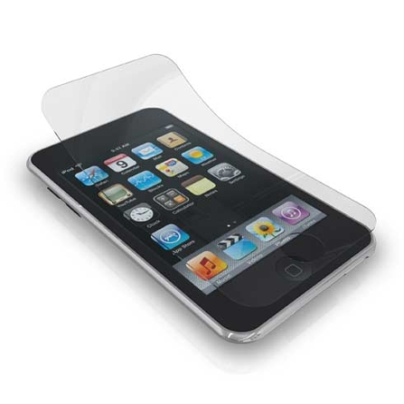 Capa Rígida Transparente para iPod touch 2°Geração / Protege o Seu iPod Contra Arranhões - Xtreme - IPTTSM00, Não se aplica, 03 meses