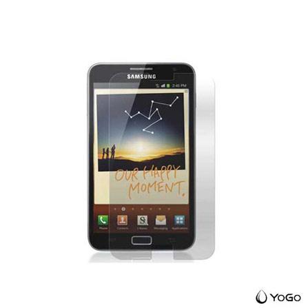 Película Protetora Transparente para Galaxy Note - Yogo - 803, Não se aplica, 06 meses