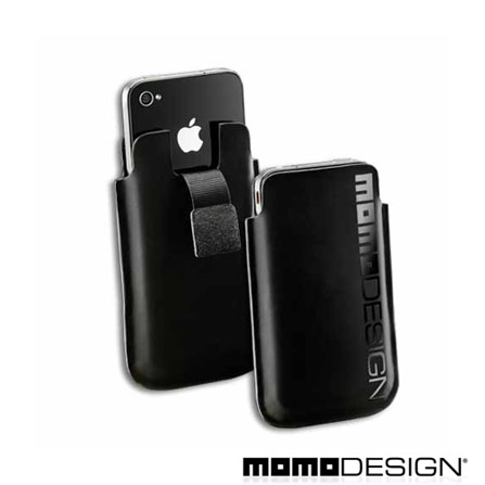 Capa Anti-Riscos para iPhone 4 e 4S Momo Design, 06 meses